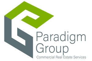 Paradigm Group Commercial Real Estate Services Logo